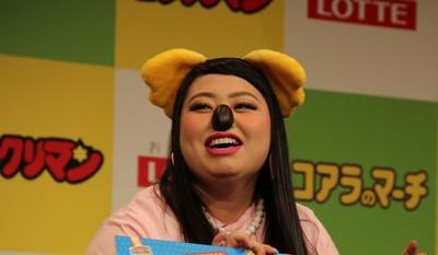 渡辺直美、授賞式中にドレス裂けるハプニング でも「誰にもバレなかった」(J-CASTニュース)