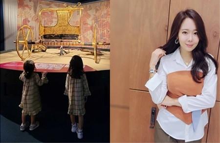 女優ソ・ユジン、子どもと一緒のミレニアムホールで輝く美貌(WoW!Korea)