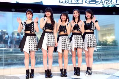 こぶしファクトリー「令和を代表するアイドルに」平成最後のシングルに感慨(MusicVoice)