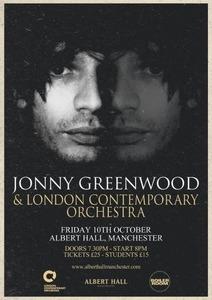 ジョニー・グリーンウッドが手がけた楽曲をNYの現代音楽グループが演奏。ジョニー「演奏してくれて本当に嬉しい」(映像有り)(rockinon.com)