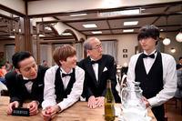 志尊淳の「キター!」に特撮ファン歓喜、数々のネタにネット沸く「Heaven?」第3話(cinemacafe.net)