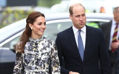 ウィリアム王子&キャサリン妃、有名映画監督率いるメンタルヘルスのプロジェクトに参加(ELLEgirl)