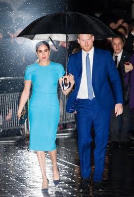 王室離脱のヘンリー王子&メーガン妃に認められた「移行期間」の意味について解説(ELLE ONLINE)