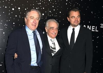 M・スコセッシ監督、デ・ニーロ×ディカプリオ共演の新作映画、Appleが獲得!(Movie Walker)