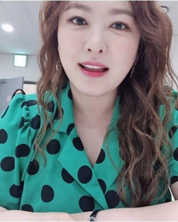 お笑い芸人シム・ジンファ、「お酒・小麦粉の摂取を止めてから32日目、ダイエットより妊娠のために」(WoW!Korea)