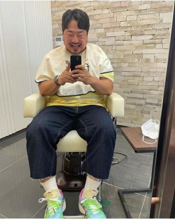 'お笑い芸人イ・ウンヒョンの夫'カン・ジェジュン、空腹に有酸素運動…見違えるぐらい痩せた姿(WoW!Korea)