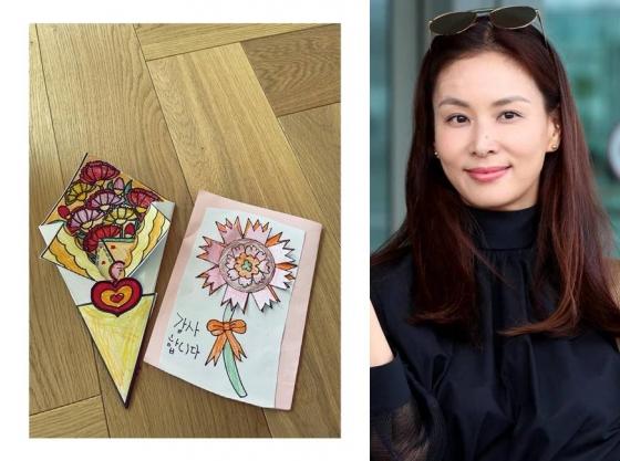 コ・ソヨン、「カーネーション型の立体カード」公開…子どもにも「芸術の素質」(朝鮮日報日本語版)