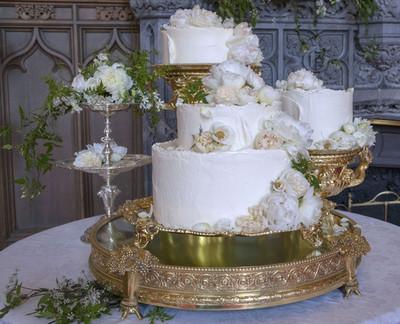 英国王室の慣習を破る! ハリー王子&メーガン妃のウエディングケーキの材料が公開(ELLEgirl)