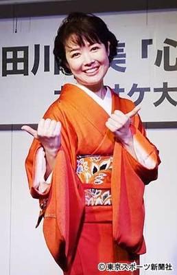 シングルマザー田川寿美 息子へ「着実に安定して生きてほしい」(東スポWeb)